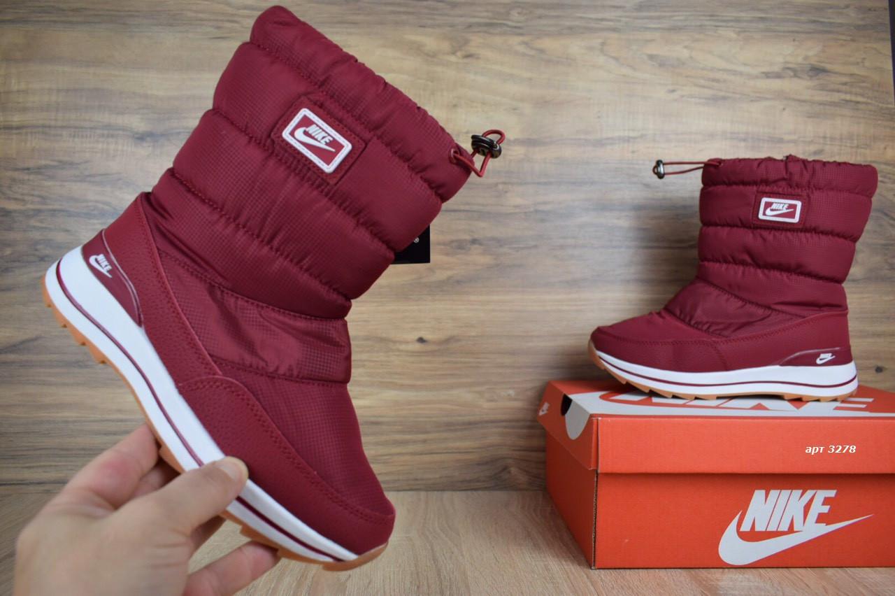 41bcc854496 Зимние женские сапоги Nike