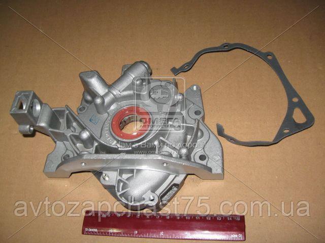 Насос масляный ВАЗ 2108-2112 c прокладкой инжекторный двигатель производство Пекар