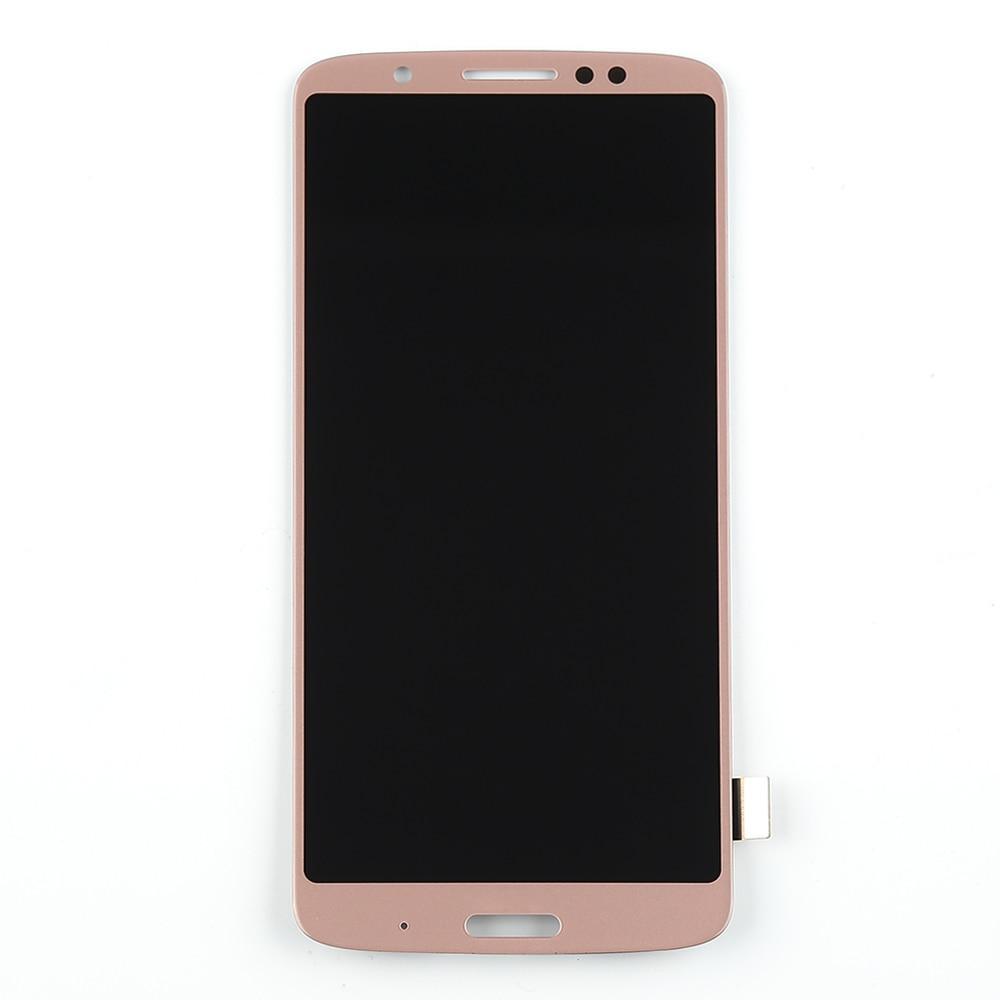 Дисплейний модуль Motorola XT1926 Moto G6 Plus золотистий