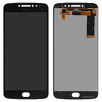 Дисплейний модуль Motorola Moto XT1771 Moto E4 Plus чорний