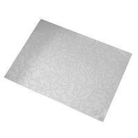 Металлическая маскировка Листовая обложка Бумага для резки Галстук для шаблонов камуфляжа Набор 1TopShop