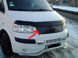 Зимняя накладка на решетку - Volkswagen T5 Caravelle 2004-2010 гг.