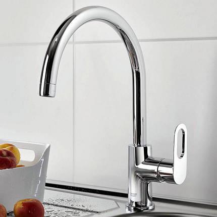 Кухонный смеситель Grohe BauLoop 31368000, фото 2