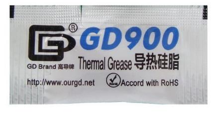 Термопаста gd900 пакетик 0,5г #100359