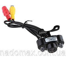 Универсальная видеокамера заднего хода E400 с подсветкой, фото 3