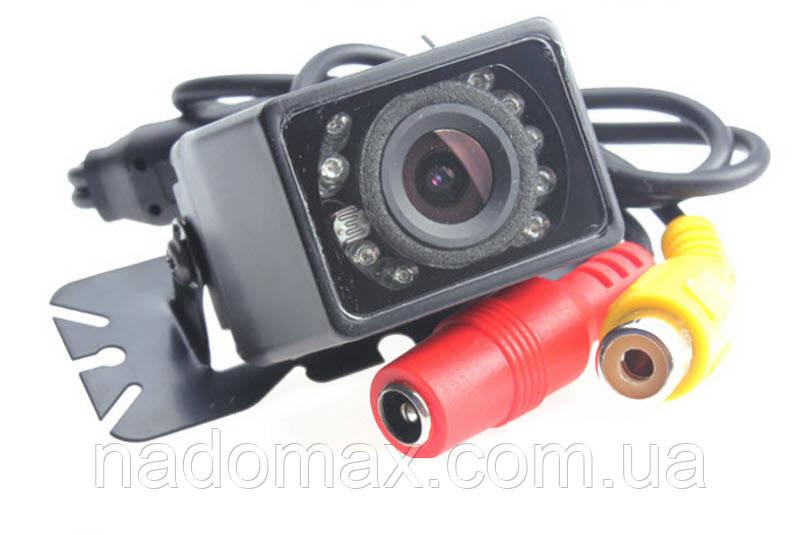 Камера заднего хода с ИК-подсветкой E327 Ночное видение