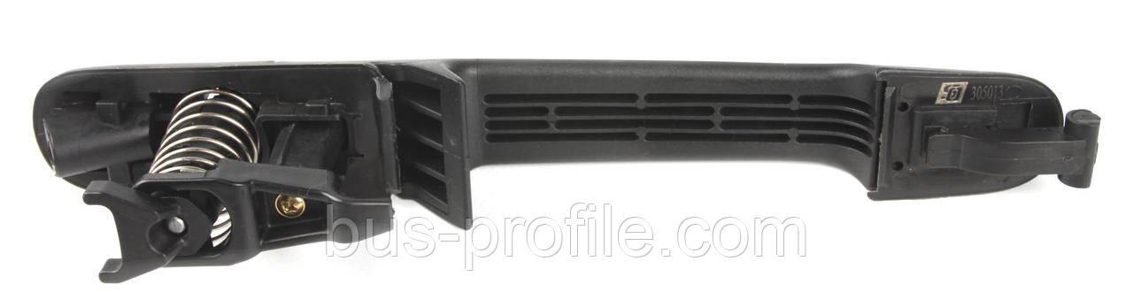 Ручка двері (бічний/зовні) MB Sprinter/VW LT 96-06 — Solgy— 305013