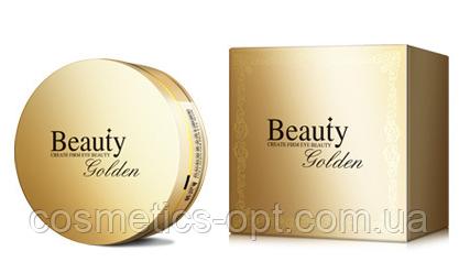 Гидрогелевые патчи для век BEAUTY GOLDEN с золотом и витаминным комплексом
