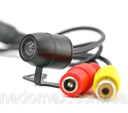 Универсальная видеокамера для авто заднего хода E300, фото 2