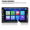 "Автомагнитола 2Din Pioneer 7018CRB с Экраном 7"" дюймов сенсор + USB, SD, FM, Bluetooth+КАМЕРА, фото 3"