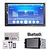 "Автомагнитола 2Din Pioneer 7018CRB с Экраном 7"" дюймов сенсор + USB, SD, FM, Bluetooth+КАМЕРА, фото 4"