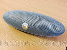 Портативная колонка MONSTER BEATS RUGBY XL Silver 12W, фото 2