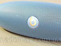 Портативная колонка MONSTER BEATS RUGBY XL Silver 12W, фото 3