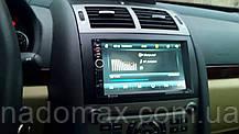 "Автомагнитола 2Din Pioneer 7020G 7"" Экран, GPS, Bluetooth, Читает ВИДЕО+ Пульт+Шахта!+ КАМЕРА, фото 2"