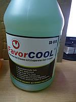 Средство очистки кондиционеров   FavorCool Sb-910  (испаритель +фильтр Зелёный 3,8л.