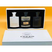 Парфюмированная вода для мужчин Creed, набор подарочный, копия