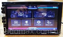 "Автомагнитола 2 Din Pioneer PI-803 GPS 7"" Экран GPS,DVD, TV/FM + КАРТЫ GPS Новинка 2017!, фото 2"