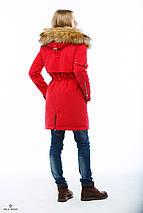 Зимняя Парки Красный, фото 3