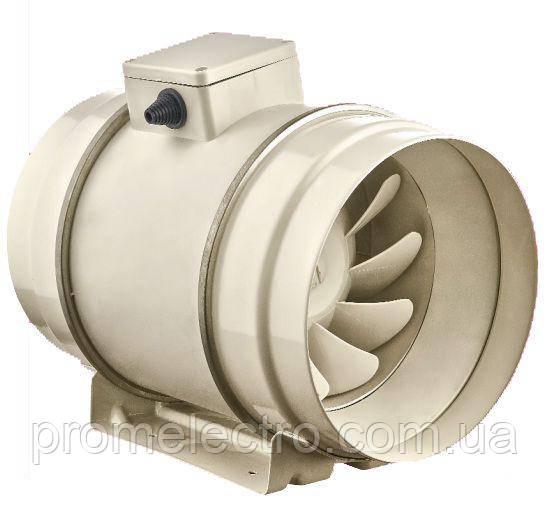 Канальный осевой вентилятор (металл) BAHCIVAN BMFX 315