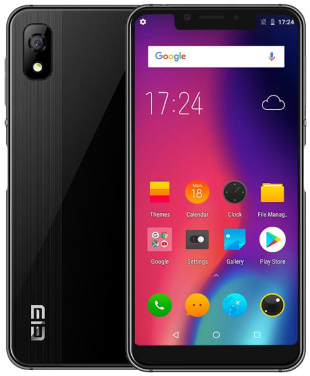 Elephone A4 black