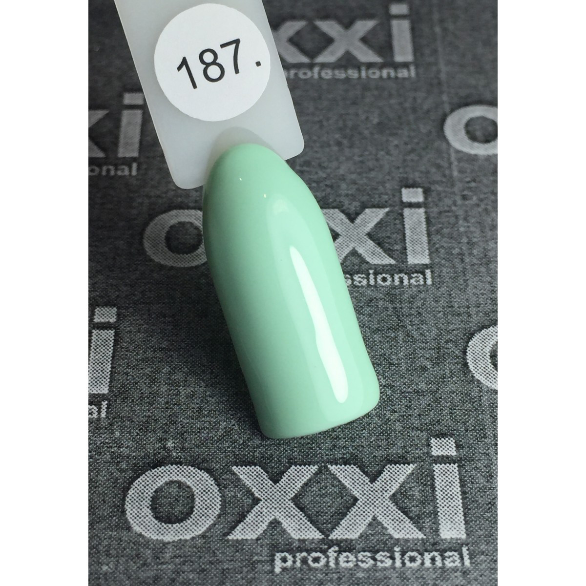 Гель-лак Oxxi Professional №187 8мл
