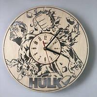 """Годинник настінний """"Халк"""" CL-0314"""