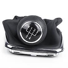 Ручка и чехол КПП (6 ступка) - Volkswagen Bora 1998-2004