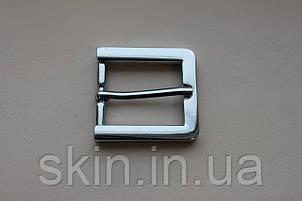 Пряжка ременная, ширина - 25 мм, цвет - никель, артикул СК 5331, фото 2
