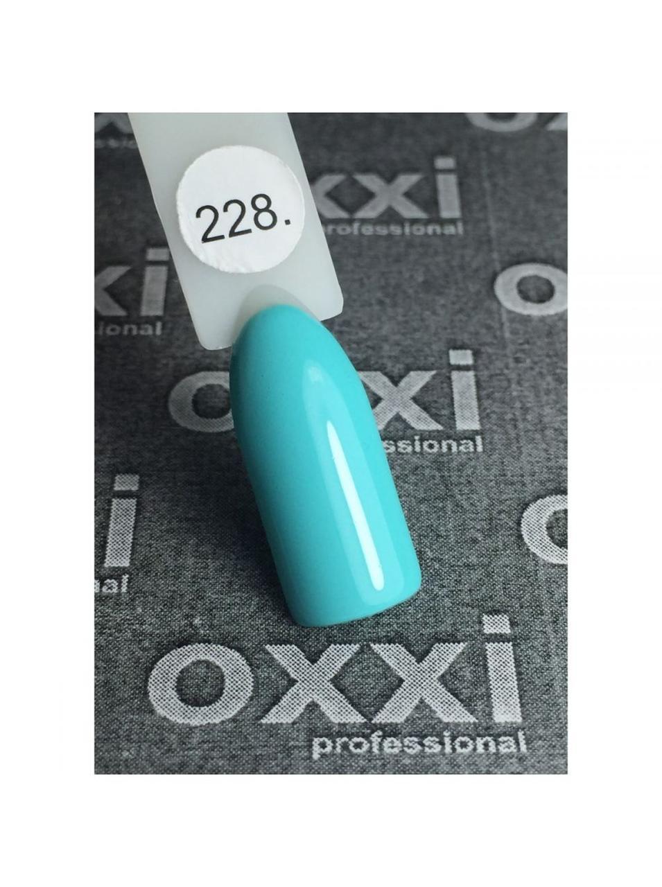 Гель-лак Oxxi Professional №228 8мл