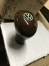 Ручка КПП (под дерево) - Volkswagen Golf 2