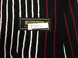 Турецкий шарф для мужчин с бахромой  в полоску, фото 3