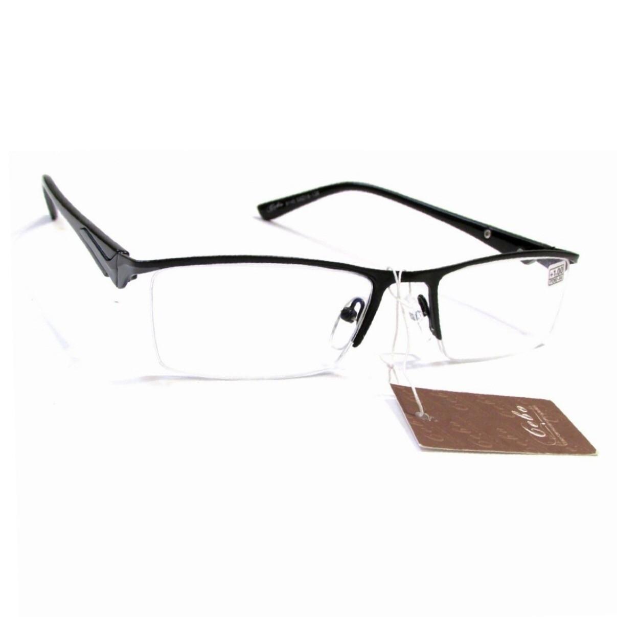 Полуоправные очки с белой линзой - Sv-optic в Харьковской области df777ab22504c