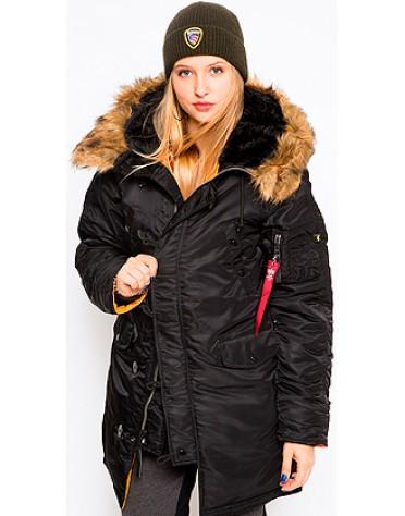 Куртка аляска Alpha Industries N-3B W PARKA  продажа 567e0652c131a