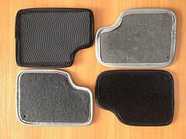Текстильный коврик багажника (Saek) - Toyota Carina E
