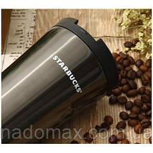 Термокружка Starbucks 500 ml Топ Качество. Разные цвета., фото 2