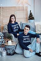 """Новогодние свитера (свитшоты, регланы) для всей семьи """"Рождественское чудо"""", фото 1"""