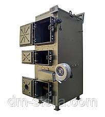Твердотопливный пиролизный котел 30 кВт DM-STELLA, фото 3