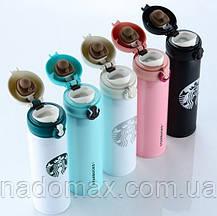 Купить термокружку STARBUCK  400 ml, фото 2