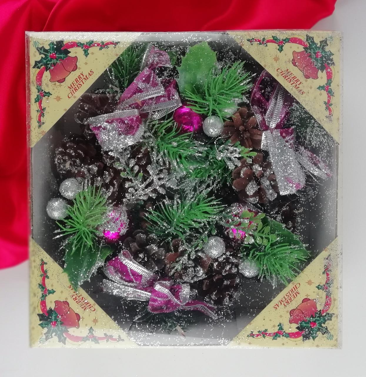Рождественский венок В коробке С31039
