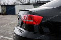 Лип спойлер Volkswagen Jetta VI (2010-2017), Джетта 6