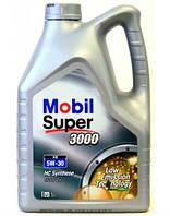 Масло моторне Mobil Super 3000 XE 5W-30 5л EU