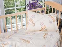 Детский комплект постельного белья 10-0358 Ваниль