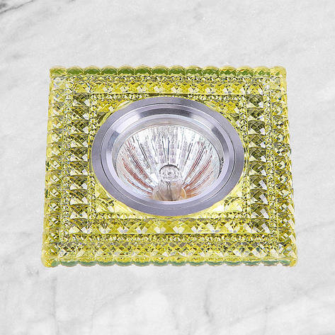 Точечный врезной светильник (05-А83), фото 2