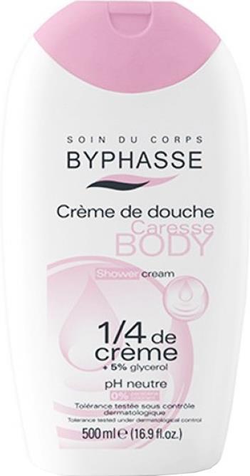 Byphasse Cream de douche 1/4 of Cream (крем для душа) 500мл