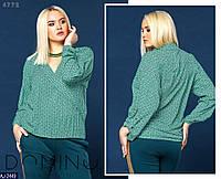 Блуза AJ-2449 (48, 50, 52, 54)
