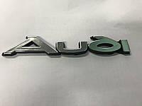 Надпись Audi (самоклейка) - Audi A6 C4 1994-1997 гг.