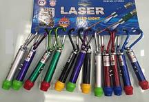 Фонарик-указка лазерная без футляра 2 в 1 №3006-2 цена за 1 шт