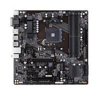 Материнская плата Gigabyte GA-AB350M-DASH (AM4/B350/DDR4)