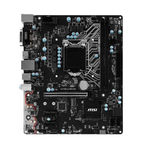 Материнская плата MSI A320M Pro-M2 (AM4/A320/DDR4)
