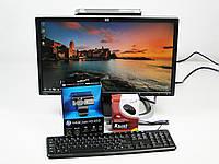 ПК Моноблок HP 8000 (USFF) HDD 120 GB SSD/ RAM 4 GB/ CPU C2Duo 3.0 + HP ZR22w S-IPS Б/у+Подарки